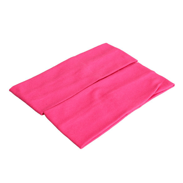 Yoga Hair Bands Sport Elastic Headband 2PCS