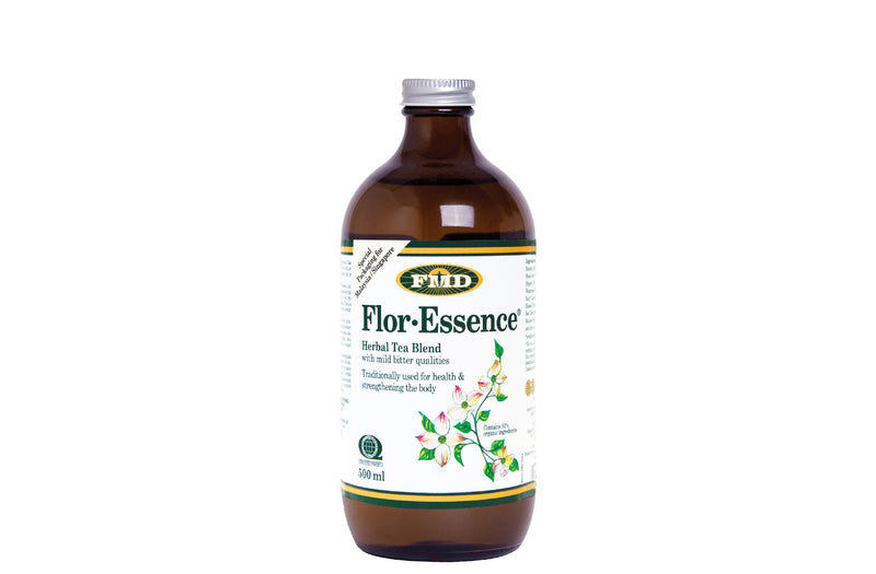 FLOR∙ESSENCE® Malaysia is a traditional Ojibwa formula of eight herbs. This herbal tea blend is traditionally used for health and strengthening the body.