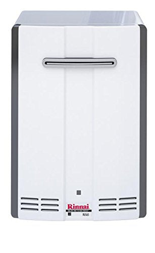 Rinnai RUS65EP Ultra Series Tankless Water Heater, White