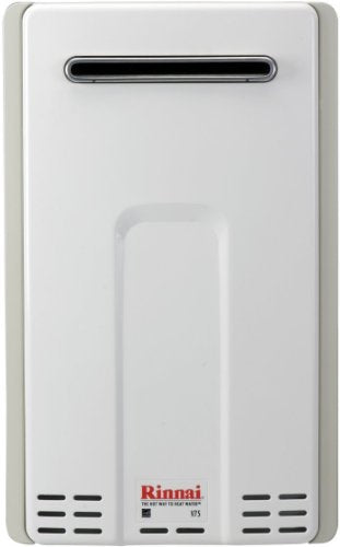 Rinnai V75EP 7.5 GPM Outdoor Low NOx Tankless Propane Water Heater