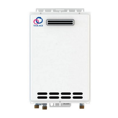 Takagi T-K4-OS-NG Tankless Water Heater, Natural Gas, Outdoor