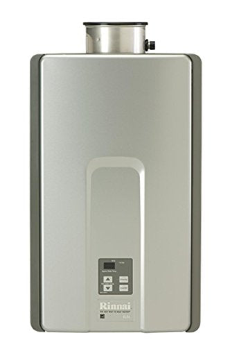 Rinnai RLX94iN Luxury Series Natural Gas Tankless Water Heater, 9.8 GPM