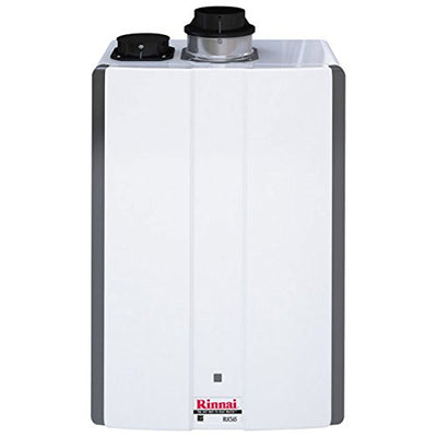 Rinnai RUCS65IN Ultra Series Tankless Water Heater, White