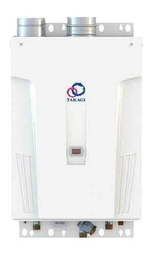 Takagi T-H2S-OSNG 8.0 GPM Outdoor Condensing Tankless Water Heater Natural Gas Max