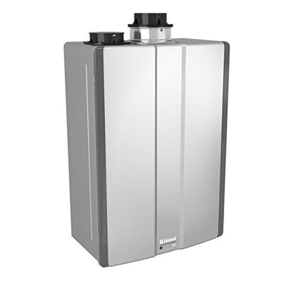 Rinnai RUR98iN 9.8 Max GPM Ultra Series Condensing Indoor Natural Gas Tankless Water Heater with Recirculation