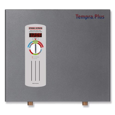 Stiebel Eltron Tempra 20 Plus Electric Tankless Whole House Water Heater, 240 V, 19.2 kW
