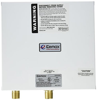 Eemax EX144TC 15Kw 240V S2 Electric Tankless Water Heater