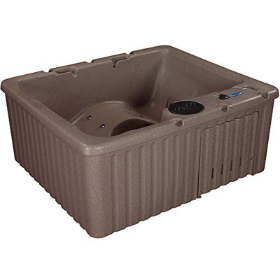 Essential Hot Tubs SS125210200 Newport-14 Jet Hot Tub, Millstone