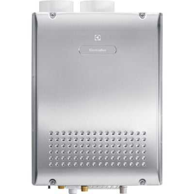 Electrolux EP18WI30LS Energy Star Liquid Propane Tankless Water Heater, Stainless Steel