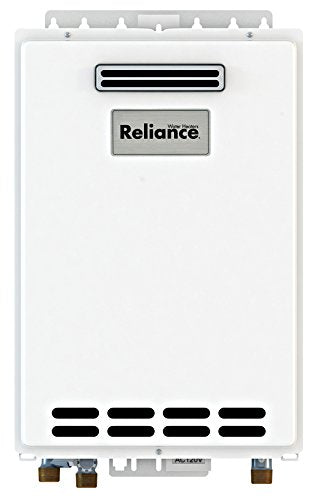 Reliance TS-310-LE 190K Outdoor Tankless Propane Water Heater
