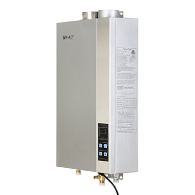Marey 4.3 GPM 107,000 BTUs Natural Gas Tankless Water Heater