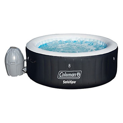 Bestway SaluSpa Hot Tub w/Cleaning Set, Snack Tray, and Filter Pumps (6 Pack)