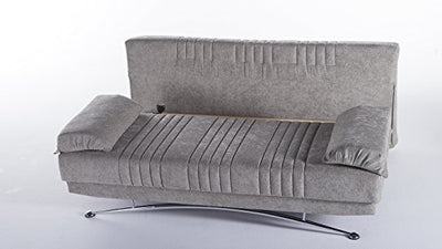 Fantasy Modern Sofa Sleeper in Valencia Gray