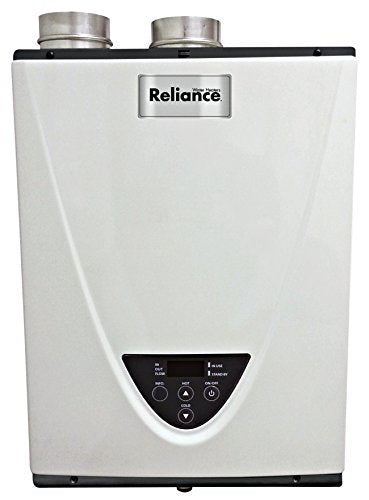 Reliance TS-340-GIH 180K Indoor Tankless Natural Gas Water Heater