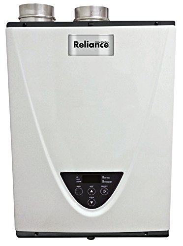 Reliance TS-540-GIH 199K Indoor Tankless Natural Gas Water Heater