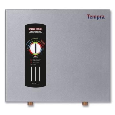 Stiebel Eltron Tempra 15 kW, tankless electric water heater with Self-Modulating Power Technology