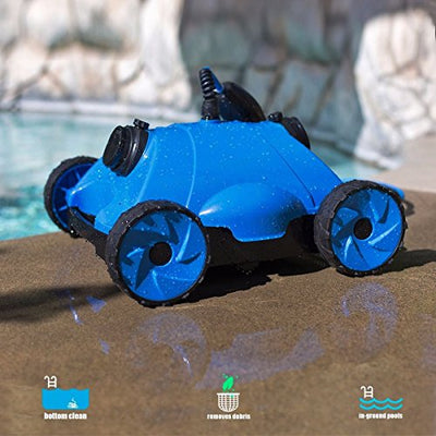 Garden&Park water bots Above/in Ground Swimming Pool Rover Robotic Floor vacuums Cleaner