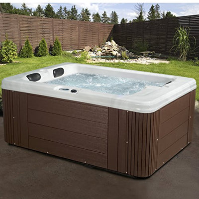Essential SS244247003 Devotion - 24 Jet Hot Tub, Espresso