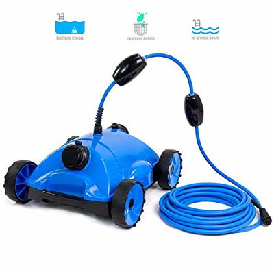 New water bots Above /InGround Swimming Pool Rover Robotic Floor vacuums Cleaner
