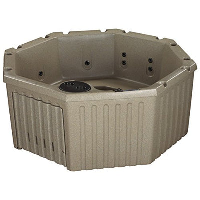 Essential Hot Tubs SS13150300 Integrity-11 Jet Hot Tub, Cobblestone
