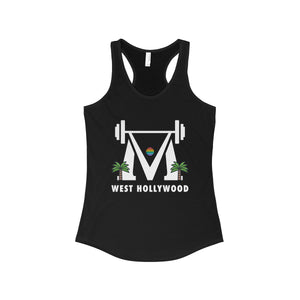 Women's West Hollywood Racerback Tank