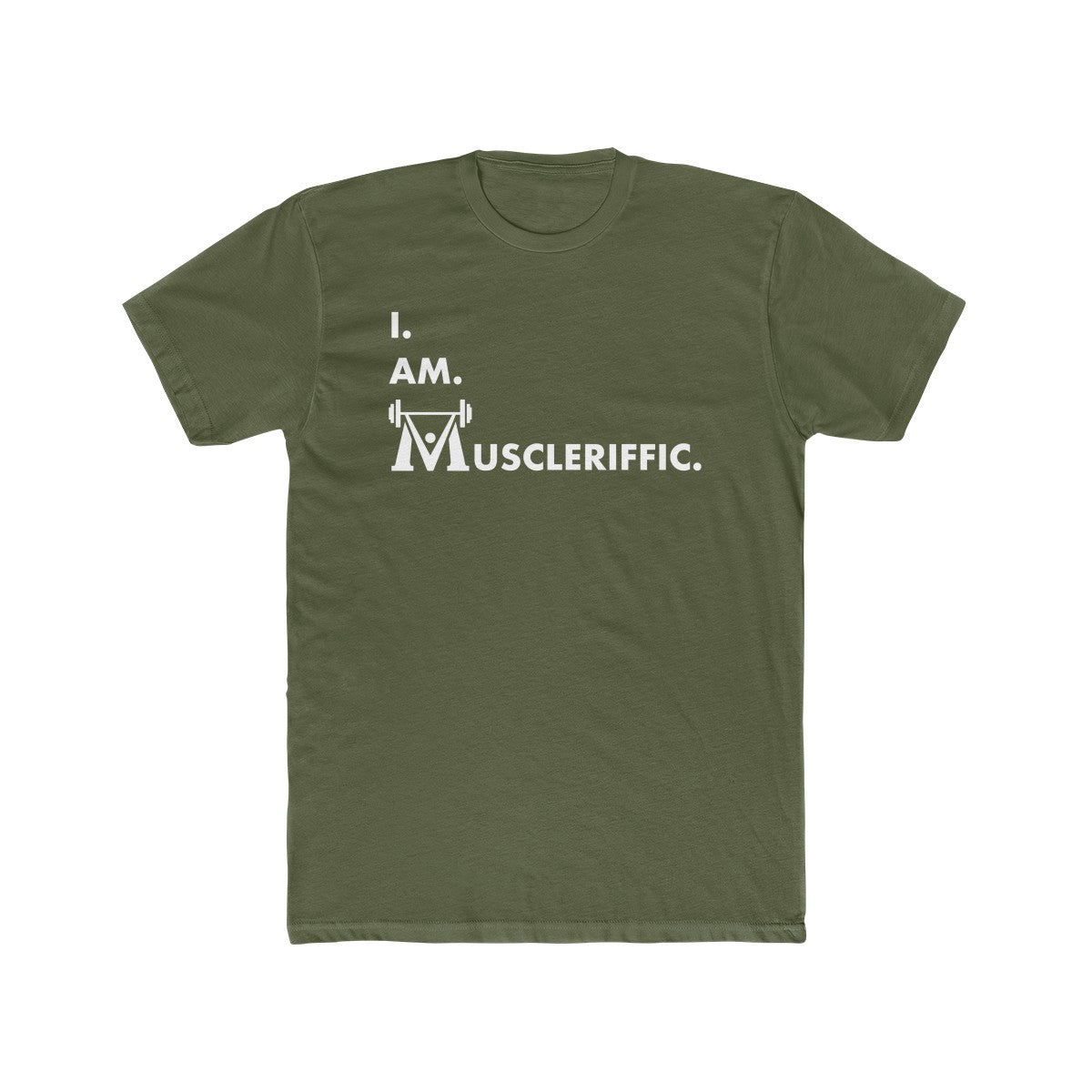 Men's I.Am.Muscleriffic. Tee
