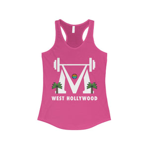 The Anna West Hollywood Racerback Tank