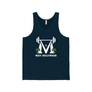 Men's West Hollywood Jersey Tank