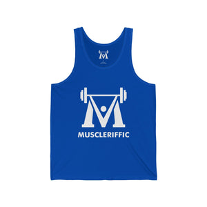 Men's Basic Tank - Full Logo