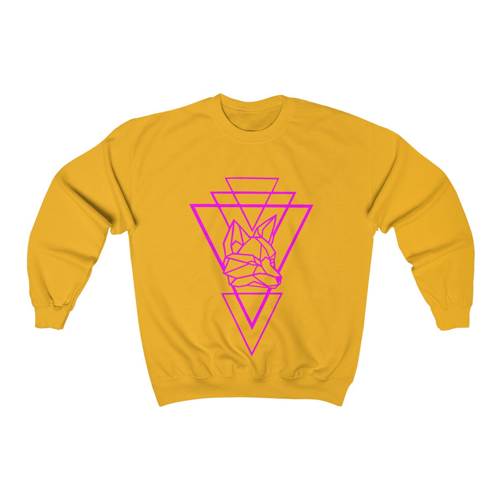 Riding With Nick - Magenta - Unisex Heavy Blend™ Crewneck Sweatshirt