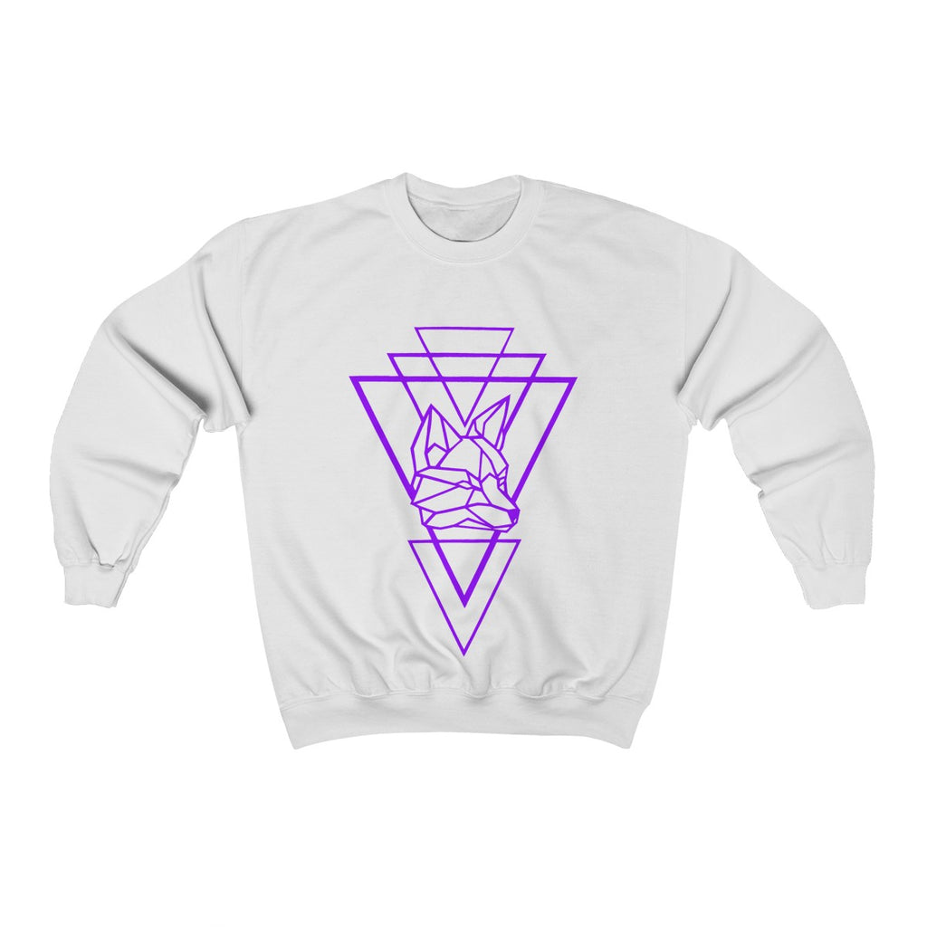 Riding With Nick - Purple - Unisex Heavy Blend™ Crewneck Sweatshirt