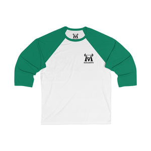 The Minimal 3/4 Sleeve Baseball Tee