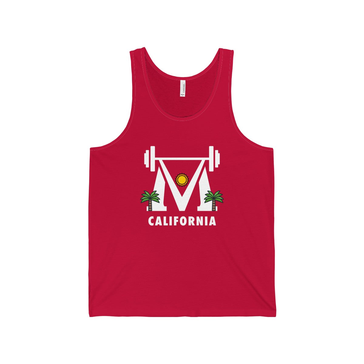 Men's California Jersey Tank