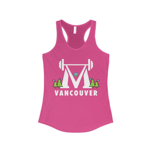 The Anna Vancouver Racerback Tank