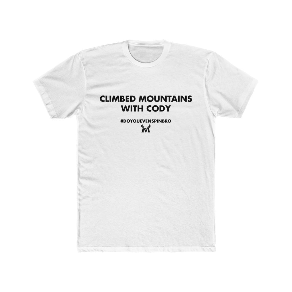 Cody - Men's Cotton Crew Tee