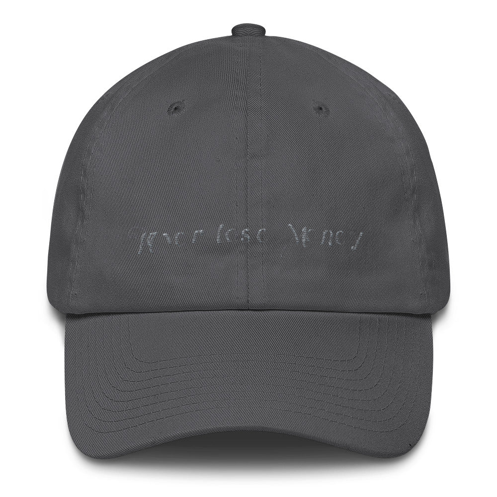 """Never lose Money"" - Cotton Cap"