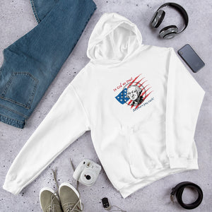 """In God we trust! All others pay Cash!"" - Hooded Sweatshirt"