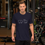 """Bull & Bear"" - Men's T-Shirt"