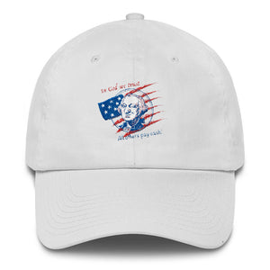 """In God we trust! All others pay Cash!"" - Cotton Cap"
