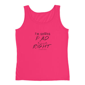 """Get Paid for being Right"" - Ladies' Top"