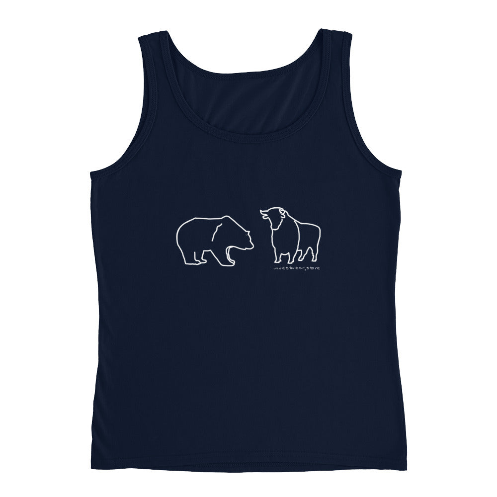 """Bull & Bear"" - Ladies' Top"