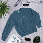 """Bull & Bear"" - Sweatshirt"