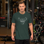 """I'm Bullish today! - Men's T-Shirt"