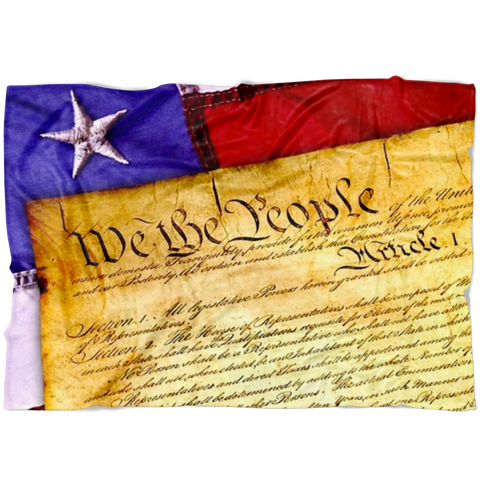 Constitution Fleece Blanket