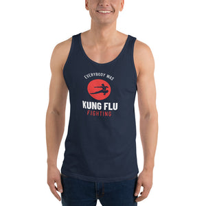 Everybody Was Kung Flu Fighting Tank Top