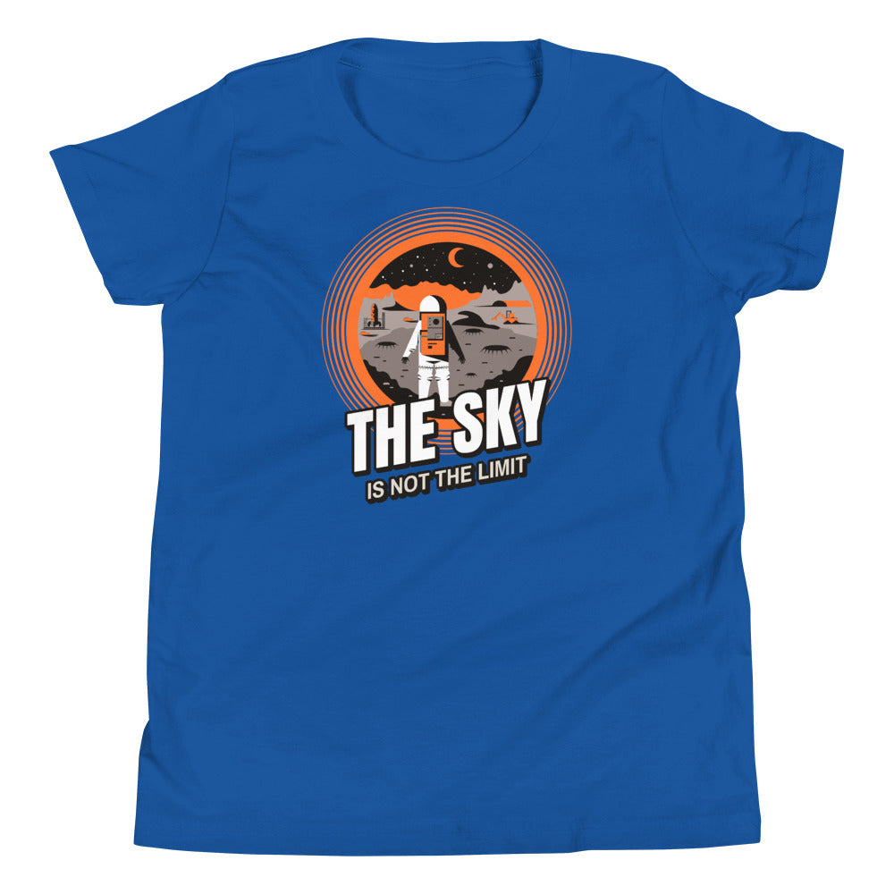The Sky Is Not The Limit T-Shirt