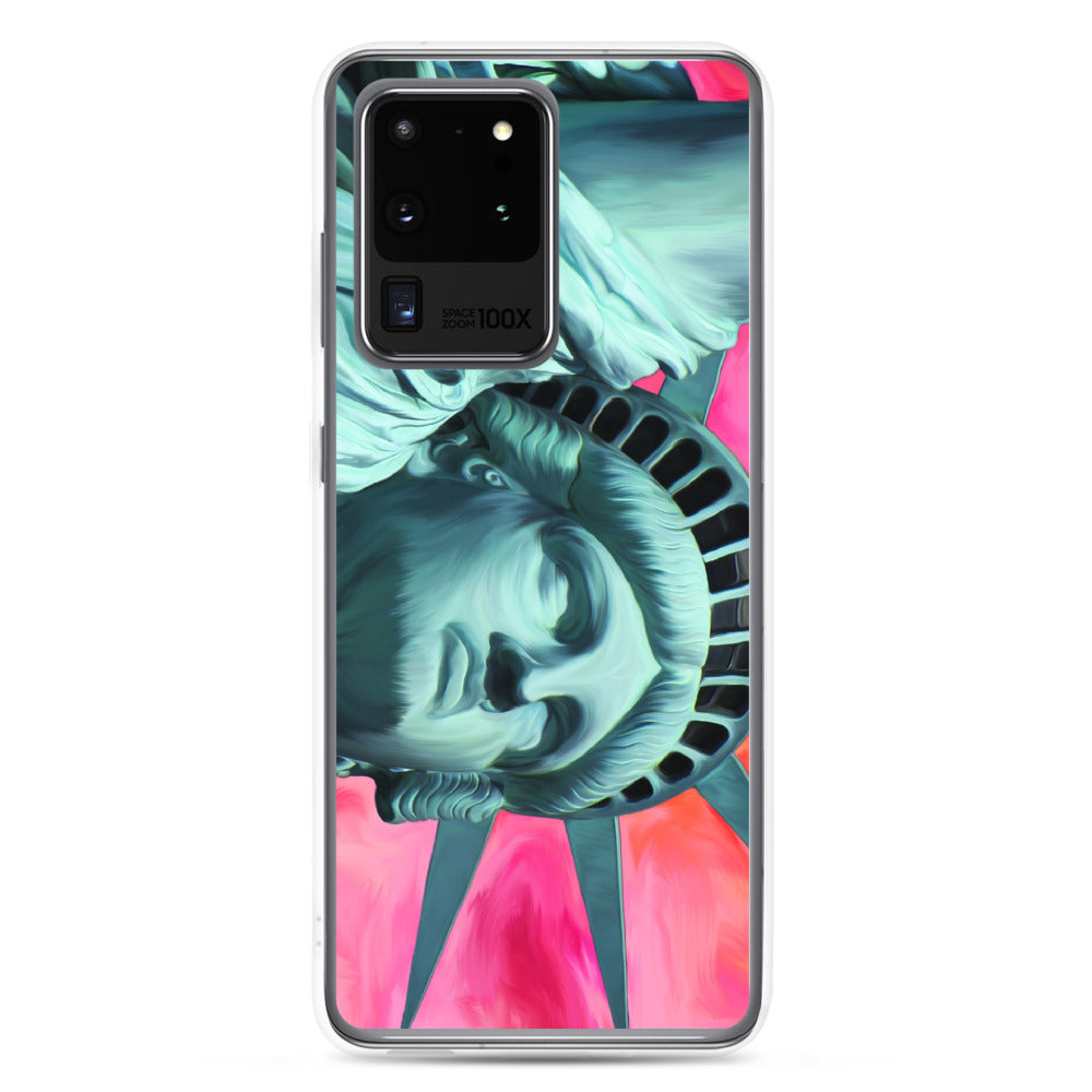 Statue of Liberty Samsung Case