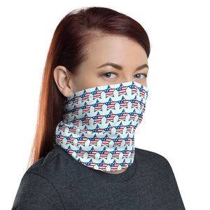 Patriotic Neck Gaiter