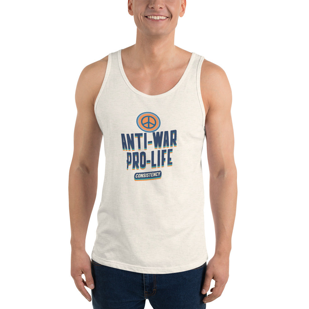 Anti-War, Pro-Life Tank Top