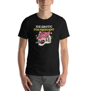 Joe Exotic for President T-Shirt